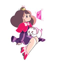 Bee and Puppycat.
