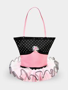 27628010d5f9 cute dance bag for a little girl Ballet Decor