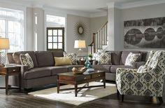 Barinteen Granite Living Room Set