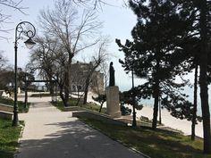 Faleza Cazino Constanța, Romania March 2020 Romania, Sidewalk, March, Walkway, Walkways, Mars