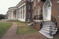 Mercer University Law School in Macon, GA