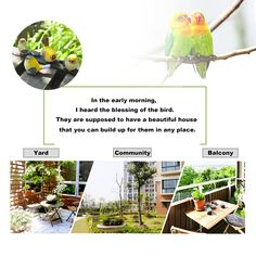Creative Bird Nest Simulated Bark House Shape Bird Breeding Box Pet Toys Bird Cages, Pet Toys, Pet Supplies, Beautiful Homes, Nest, Dog Cat, Birds, Shapes, Box