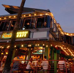 Freds Mexican Cafe And Mooses Restaurant Kihei Maui Hi Share A Building Just Steps Away From S Amazing Coastline With Panaramic Views Of The