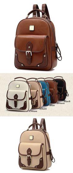 Retro British Fashion Travel Bag