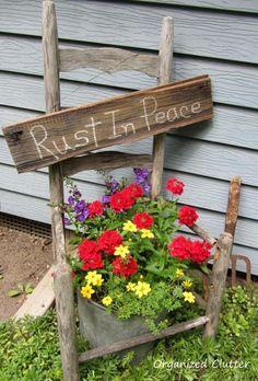 Haha great garden sign