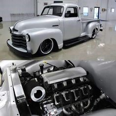 Chevy trucks aficionados are not just after the newer trucks built by Chevrolet. They are also into oldies but goodies trucks that have been magnificently preserved for long years. 54 Chevy Truck, Chevy Pickup Trucks, Gm Trucks, Cool Trucks, Chevy Stepside, Chevy Pickups, Antique Trucks, Vintage Trucks, Custom Trucks