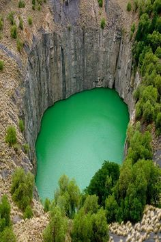 25 Beautiful Places In Our Amazing World. The-Big-Hole-Kimberley-in-the-Northern-Cape-South-Africa Places Around The World, Oh The Places You'll Go, Places To Travel, Around The Worlds, Travel Destinations, Vacation Travel, Vacation Rentals, Vacations, Beautiful World