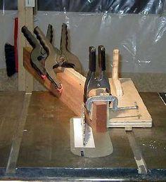 Scarf-Cutting Jig