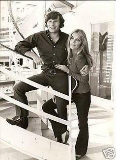 Sharon and Roman Polanski