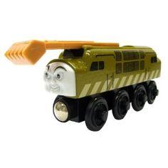 Thomas And Friends Wooden Railway - Diesel 10