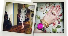 """Bloggerin Vreni Frost auf der Berlin Fashion Week... und bei THOMAS SABO """"BFW: Tag 2+3"""""""