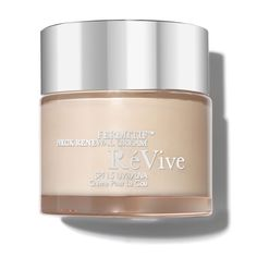 Shop Revive Fermatif Neck Renewal Cream from stores. RéVive Fermatif Neck Cream firms and tightens the skin on the neck and décolletage, for smoother, younger looking skin. Face Care Routine, Neck Cream, Sagging Skin, Uneven Skin Tone, Younger Looking Skin, Skin Problems, Skin Treatments, Active Ingredient, Sunscreen