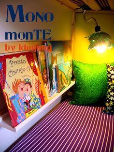 kid's room by dora337, via Flickr