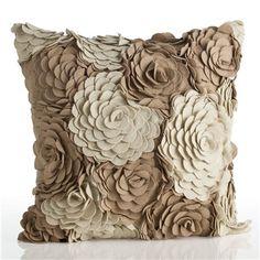 Arteriors Alana square pillow -- pretty, pretty, pretty!