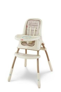 Grow with Me High Chair Baby Toddler Infant Feeding Adjustable Seat Stroller