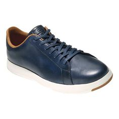 d3750cfbccb2c Cole Haan Men s GrandPro Tennis Sneaker. Tennis SneakersCole HaanLeather ...