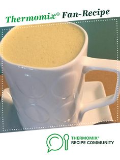 Recipe Turmeric Latte from Wellness Mama recipe by ebanie.green, learn to make this recipe easily in your kitchen machine and discover other Thermomix recipes in Drinks. Wellness Mama, Ginger And Honey, Vegetarian Paleo, Recipe Community, Bellini, Lchf, Turmeric, Ketogenic Diet, Thermomix