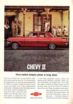 Chevy Ii 300 4 Door (1963)