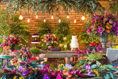 Sítio Você & Eu ® Diy Wedding Flowers, Garden Wedding, Boho Wedding, Wedding Table, Dream Wedding, Sunset Party, Happy Birthday Photos, Havana Nights, Dream Party