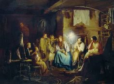 Максимов. Бабушкины сказки. 1867 год