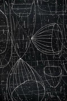 Erik Gonzales,Luvia de Noche (mixed media on canvas, 72 x 48
