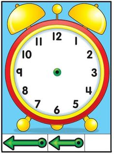 Menta Más Chocolate - RECURSOS y ACTIVIDADES PARA EDUCACIÓN INFANTIL: LAS HORAS Creative Activities For Kids, Preschool Learning Activities, Teaching Kids, Easy Peasy Homeschool, Clock Face Printable, Spanish Teaching Resources, Kids Education, Classroom Organization, Clock Craft