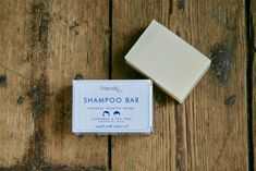 The lavender tea tree shampoo bar with a velvety smooth lather and an array of delicious natural aromas, so it's kind to the skin & easy on the earth. Free from SLS, Parabens, Palm Oil & Cruelty. Friendly Soap