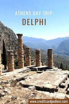 Athens Day Trip Delp