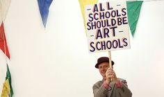 "Bob and Roberta Smith Plans Sprawling ""Bobumenta"" for Irish Town"