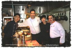 We are receiving more pictures of our trip in Korea. We love this one... the Head Chef Manu Manzano with part of his team. Thanks a lot to MI CASA restaurant for your hospitality!! Manu Manzano Rodriguez, you are doing amazing job for the Spanish gastronomy in South Korea...we are very proud of you!! Well done!! Keep working hard!!