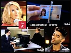 The Young and the Restless Spoilers Friday, February 2: J.T. Discovers Shady Alias – Chelsea Disguise for Bank Business – Nikki Scores Random Sex