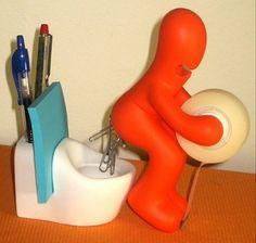 Merveilleux Weird And Funny Office Gadget!