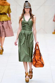 Summer dresses By Burberry Prorsum