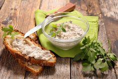 Sardinková pomazánka – COOP Club Camembert Cheese, Dairy, Treats, Dressing, Food, Club, Lemon, Few Ingredients, Spreads