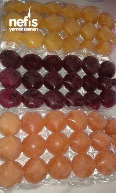 Bebekler İçin Meyve Püreleri (kışa Hazırlık)