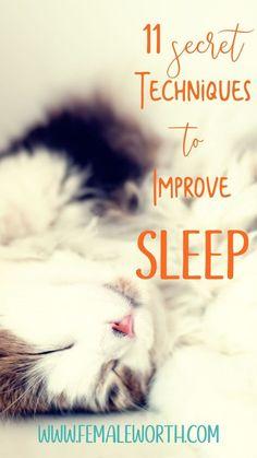 Read my 11 tips on how to improve sleep and start getting some much needed shut eye! Sleep Help, How To Get Sleep, Good Night Sleep, Sleeping Issues, Sleep Supplements, How To Handle Stress, Insomnia Causes, Sleep Solutions, Health