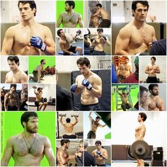 """:D Henry Cavill (Man of Steel) * Extras """"I pinned this for aley dinesh"""""""