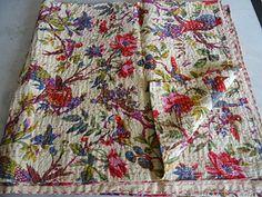 Asie Textiles fait à la main Motif imprimé oiseaux Kantha... https://www.amazon.fr/dp/B014BRL236/ref=cm_sw_r_pi_dp_8TWlxbEMDX915