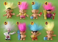 Free Trolls with Packets of weetos