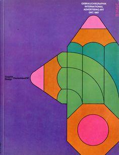 Gebrauchsgraphik 1967