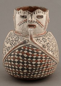 Inca Art, Cave Drawings, Native Art, Art And Architecture, Celtic, Primitive, Sculptures, Porcelain, Clay