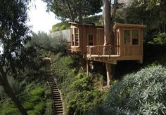 Pete Nelson's Tree Houses Let Homeowners Live the High Life : TreeHugger on We Heart It. http://weheartit.com/entry/19008170