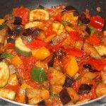 Dietitian UK: Rattatouille Recipe low fat, gluten free, super healthy