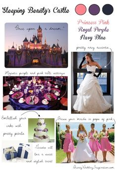 Attraction Inspiration - Sleeping Beauty's Castle - Inspired By Dis