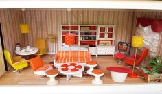 Lundby furniture