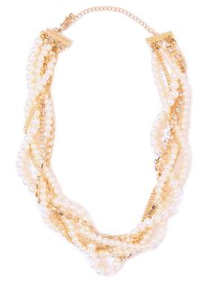 Pearl Chain #Necklace