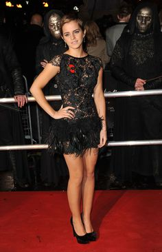 Emma Watson: Red Carpet