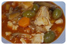 Sauté de poulet aux olives (thermomix)