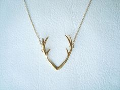 Deer Necklace !???? what the fuck? That is like inviting one to come out in front of my car. Way bad knarma!!!!!