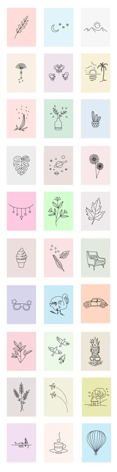 Hand Drawn #Vector Elements #handdrawn